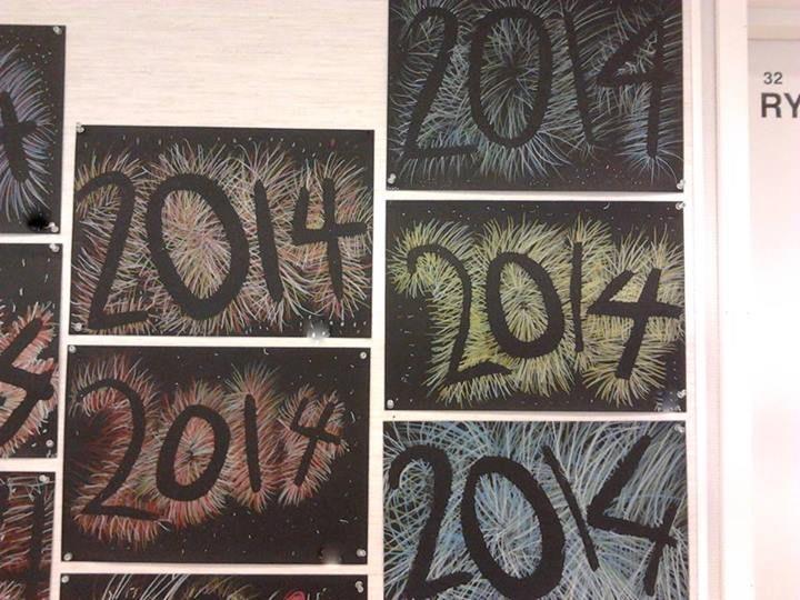Nový rok - letopočet
