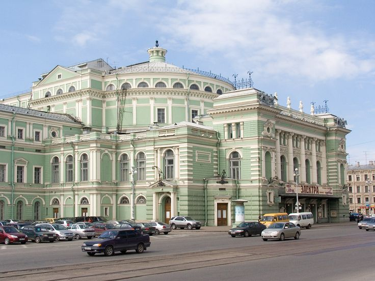 Mariinsky Theatre, St Petersburg, Russia I sat right next to the Tsar's box, thrilling