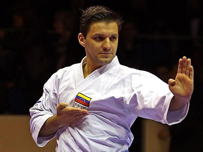 Karateca Antonio Díaz participará en los World Games de Wroclaw #Deportes #Ultimas_Noticias