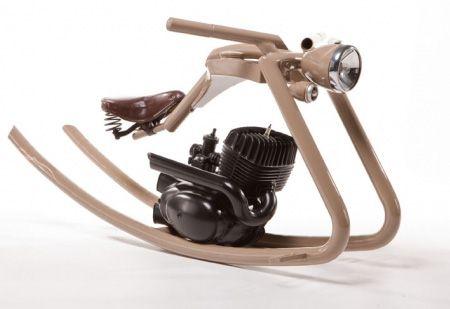 Blog Esprit Design Le fauteuil à bascule DADA par Tiphaine Vasse » Blog Esprit Design
