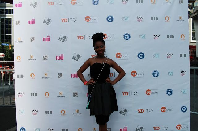 Taken from @Itsbrookesworld blog @CStewartsings posing on against the #YDTO banner. http://youtu.be/Tv3p2J-hd4o