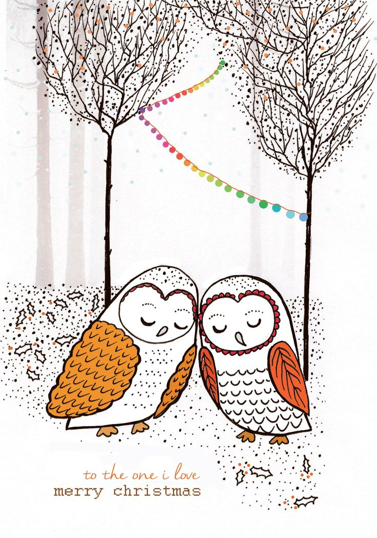 WD30 Love Owls