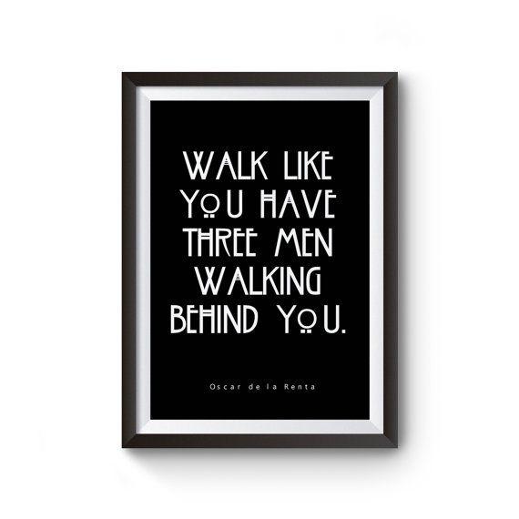fashion art print fashion quotes printable quotes by iheartwordart
