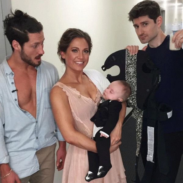 Ginger Zee's Baby Boy Heads to Dancing With the Stars as Mom's Biggest Cheerleader | E! Online Mobile
