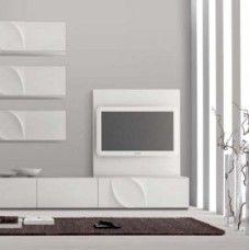 Parete attrezzata moderna da soggiorno Tonin Casa Leaves – C04