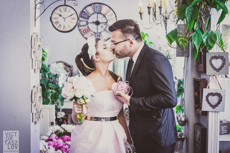 Organizacja: Agencja Ślubna Perfect Moments www.perfectmoments.pl Wedding Planner wedding :-)  RÓŻ I ZŁOTO / pink and gold decorations