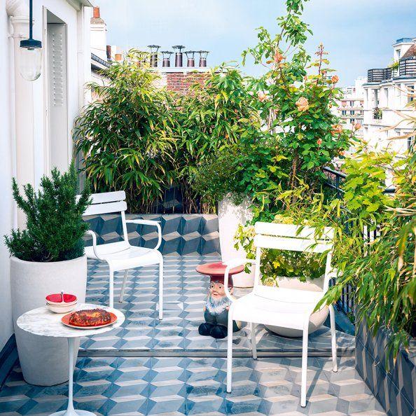 Comme un salon à la belle étoile #terrasse #terrace