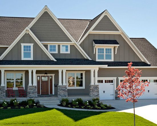 17 best images about exterior paint schemes on pinterest paint colors craftsman and porter paints for Porter exterior paint