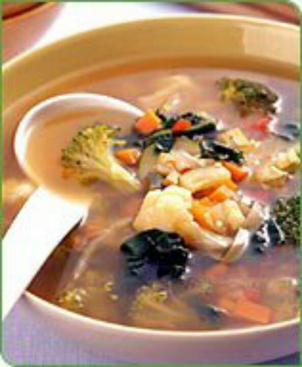 Image Result For Weight Watchers Zero Points Garden Vegetable Soup Recipe