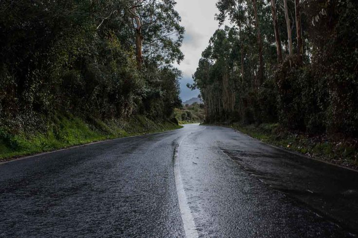 On the road. Nature by Ángel Robles. Travel photography.
