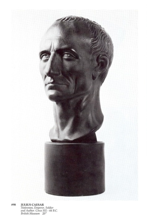 the life and death of gaius julius caesar When gaius julius caesar was fifteen years old, he changed his name by dropping gaius also, when he was fifteen, his father died after a couple of years after his father's death, caesar turned towards a military career.