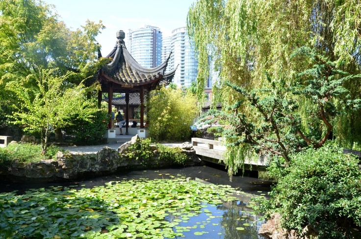 Dr sun yat sen chinese garden in vancouver travel rest for Garden design vancouver