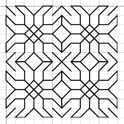 1890 best Celtic Knots \ Islamic Patterns images on Pinterest - octagon graph paper