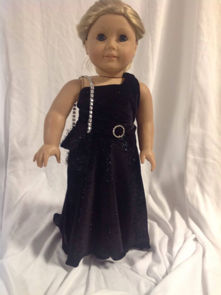 A personal favorite from my Etsy shop https://www.etsy.com/ca/listing/556787814/valentines-day-ball-gown-for-18-dolls
