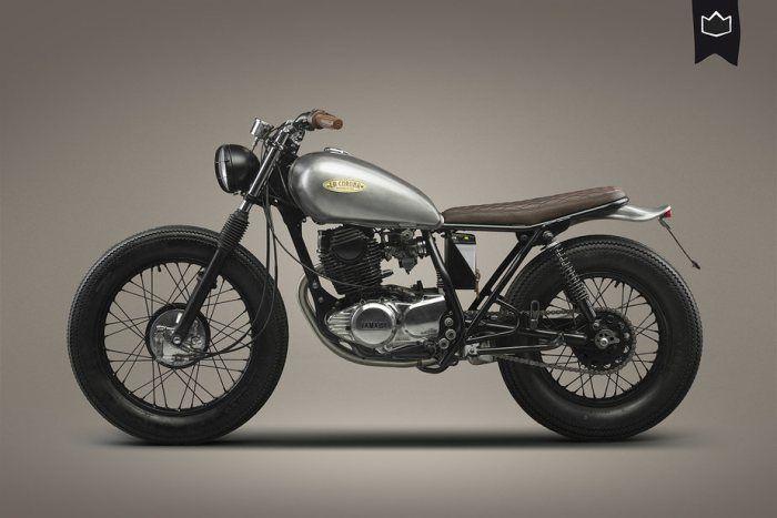 yamaha,sr250,custom,scrambler,tracker,cafe racer,bobber,la corona motorcycles                                                                                                                                                                                 Más