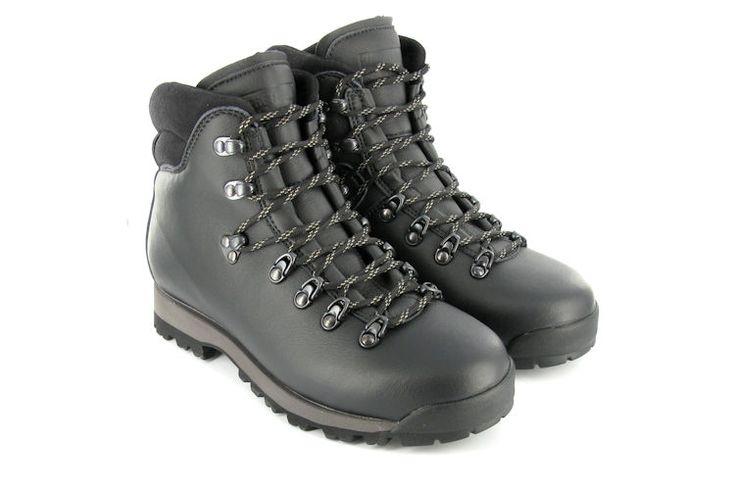 Vegetarian Shoes Snowdon Boot - Zwart | VEGA-LIFE - Lifestyle, Fashion & More
