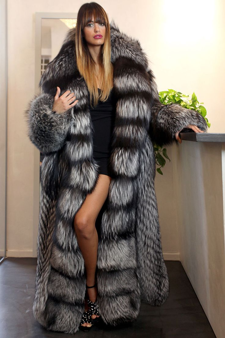 fur coat porn pictures