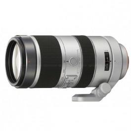 Obiectiv SONY SAL-70400G F4-56 de 70-400 mm Camere foto-video obiective Sony Altex