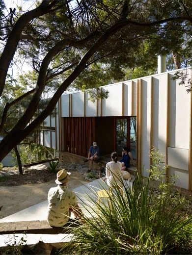 Burridge Read Residence - David Boyle Architect