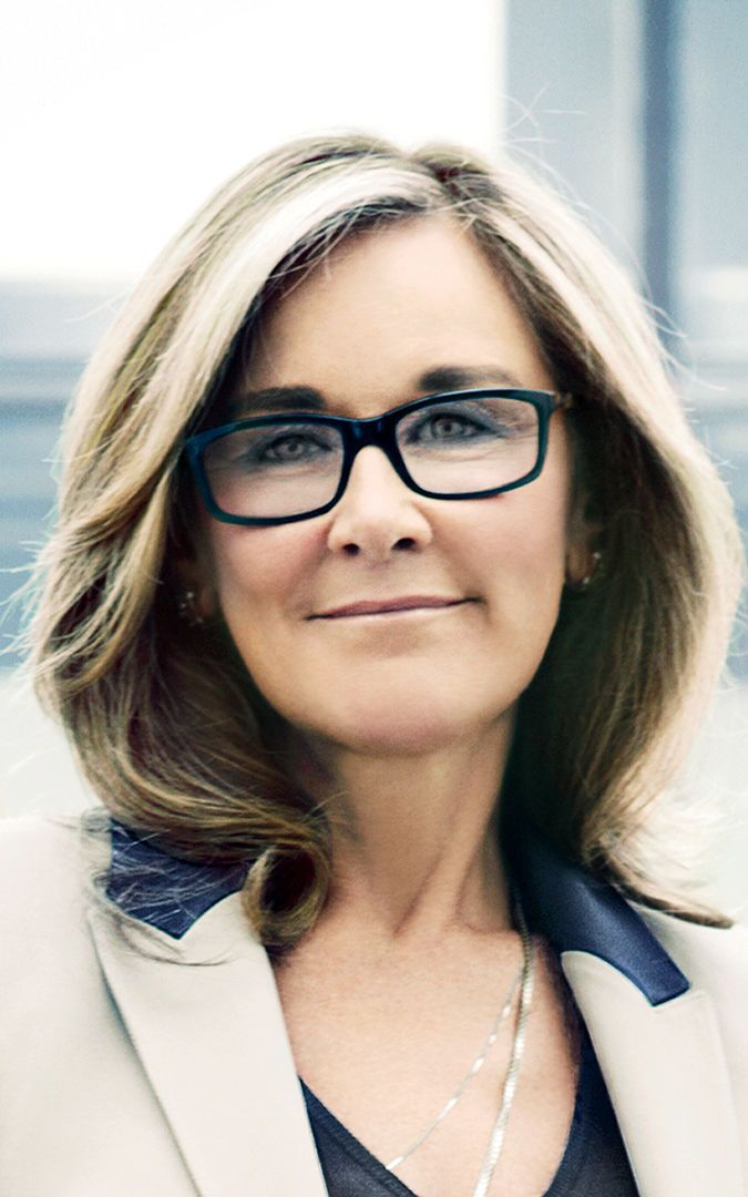 Can Apple's Angela Ahrendts Spark A Retail Revolution? | Fast Company | Business + Innovation