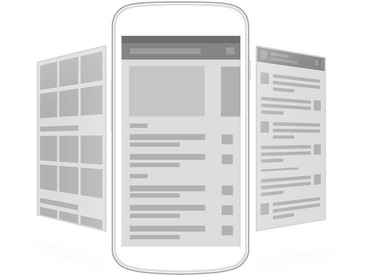 Android Design Patterns (guidelines)  #mobile #android #ui #usability