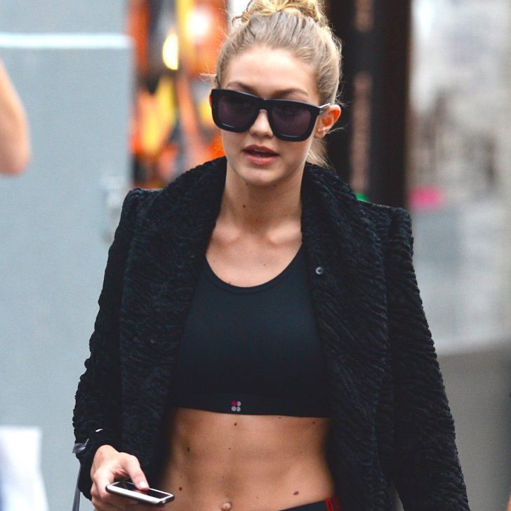 Here's How Gigi Hadid Is Getting Ready For the Victoria's Secret Catwalk: Gigi Hadid was surprised to learn that she made the cut for this year's Victoria's Secret Fashion Show, but one peek into her life via Instagram and it's clear that she's been training hard for the gig.