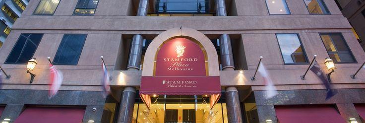 Stamford Plaza Melbourne Hotel Accommodation