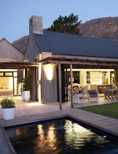 Simon McCullagh Architects | Cape Barn Style Architecture
