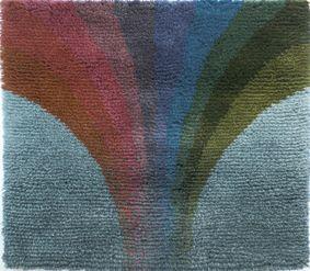 rya rug - ryijy Menneisyyden tulevaisuus ommellen 115 x 95cm