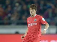 Hiroki Sakai zurück im Training