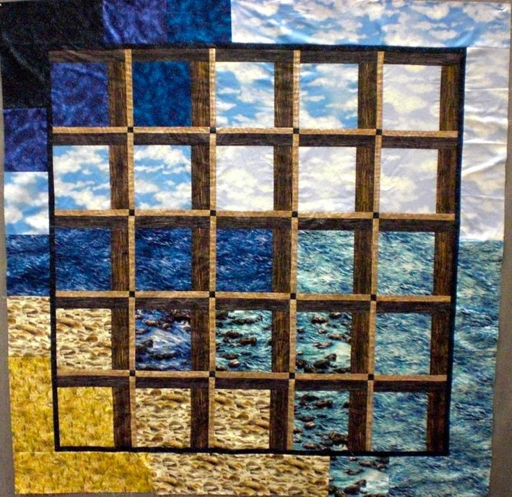 Attic windows quilt pattern aol image search results for Window quilts