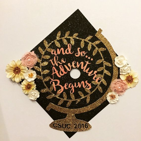 25 Best Ideas About Grad Cap On Pinterest Graduation
