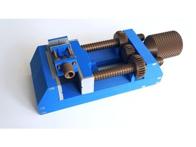 Troubles With Printing The Threaded Rods This Is A Low Overhang Design Which Was Also Used For The G C 3d Printing Diy 3d Printer Designs 3d Printing Business