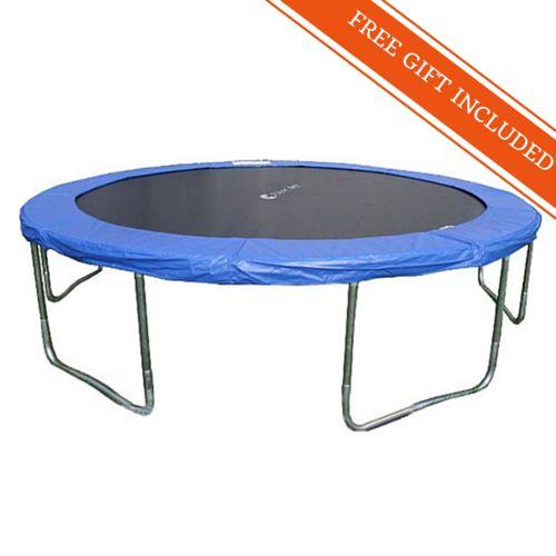 Exacme® 16 FT Round Trampoline w/ Cover Pad