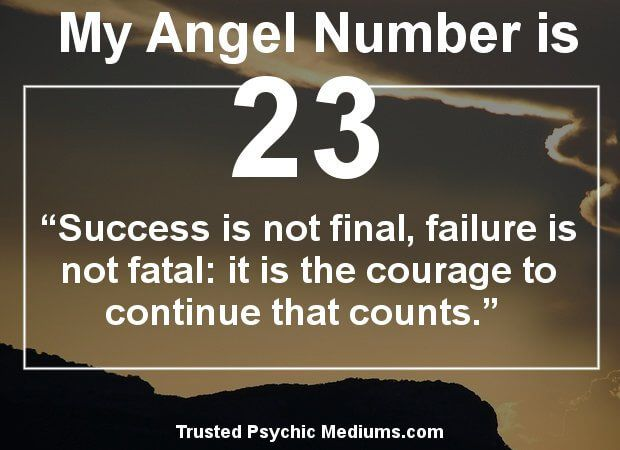 Angel Number 23 is a Powerful Number that Must be Obeyed. Its MeaningAngel  NumbersSpiritual ...