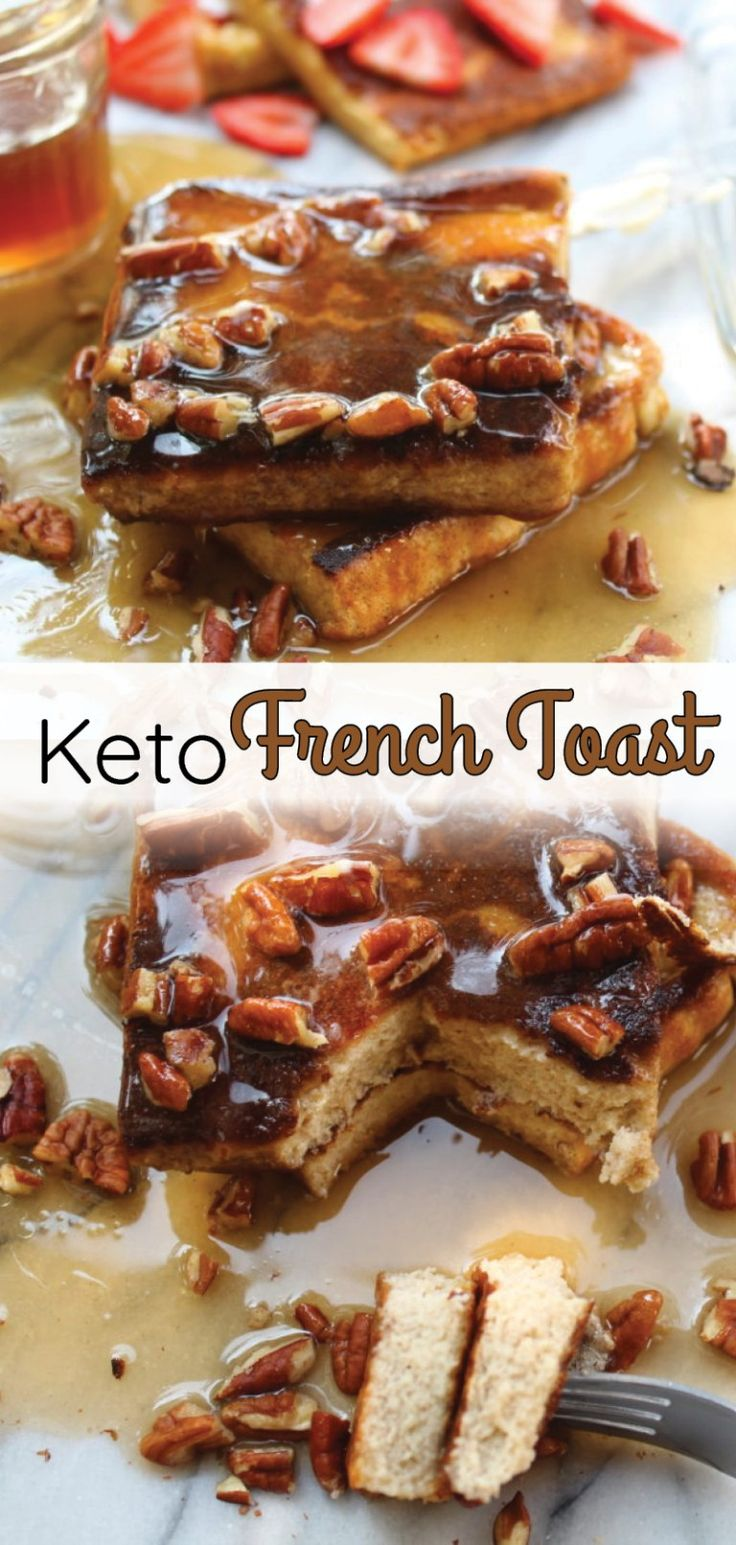 The Greatest Egg Loaf Recipe   Keto French Toast – Zenberry Keto