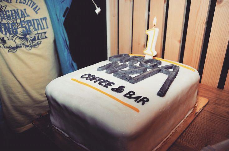 Firts birthday | Organza Cafe | Coffee & Bar | Czech republic| Liberec