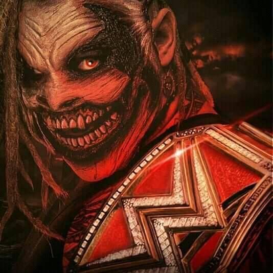 Pin on WWE THE FIEND [BRAY WYATT ]