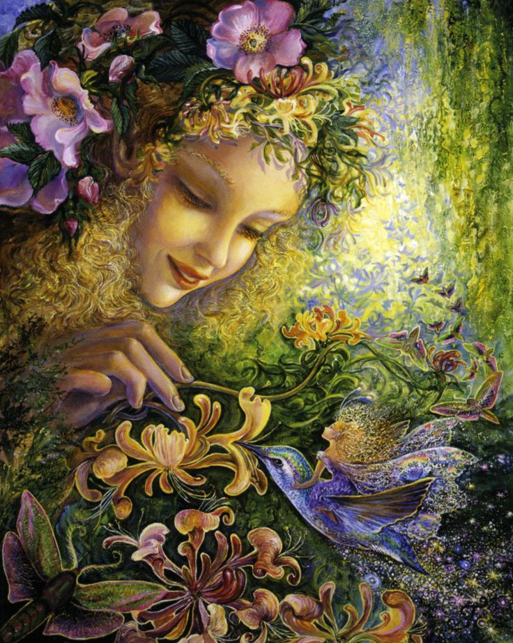 Josephine Wall creates some of the most beautiful surreal fantasy art around. Description from pinterest.com. I searched for this on bing.com/images