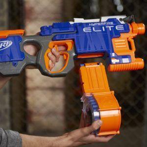Nerf N-Strike Elite Hyperfire Blaster Features