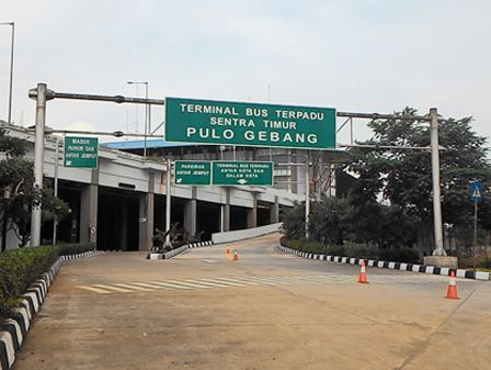 Hari ini, Uji Kelayakan Terminal Pulogebang Digelar