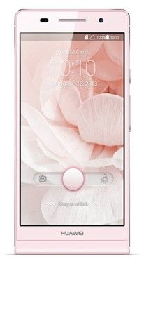 Huawei Ascend P6 Muse, belleza inspiradora...