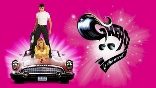 GREASE The Musical (Music Circus 2012).  One of the worst shows I've seen.