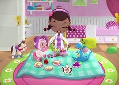 DoctoraJuguetesJuegos.com - Juego: Rompecabezas Picnic en la Habitación - Juegos de Puzzles de Doctora Juguetes Disney Jugar Gratis Online