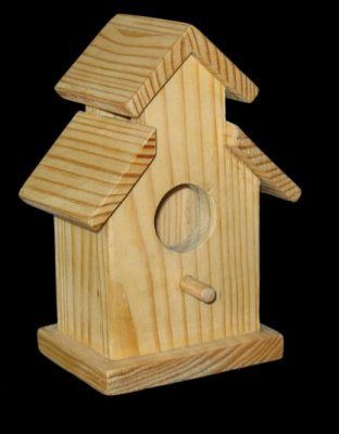 85 best Birdhouses images on Pinterest | Bird house plans, Bird ...