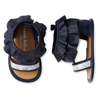 Wendy Bellissimo Girl Isabella Shoe-Size 1-3 - JCPenney
