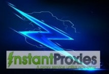InstantProxies is a new proxy service that offers private proxies founded in 2012. Support via their proxiestest/ping to General Browsing(InstantProxies host),Amazon,Craigslist,Facebook,Google,Pinterest,Ticketmaster,Twitter,Yahoo,Youtube. You can get high-anonymity for web browsing from major web browsers.