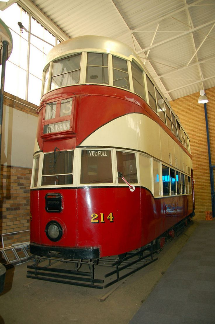 Permanent exhibit at the James Hall Museum of Transport in Johannesburg, Gauteng. Photo courtesy AEC RT