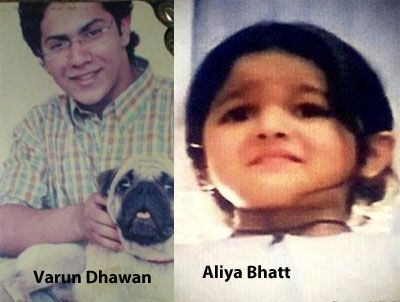 Varun Dhawan and Aliya Bhat