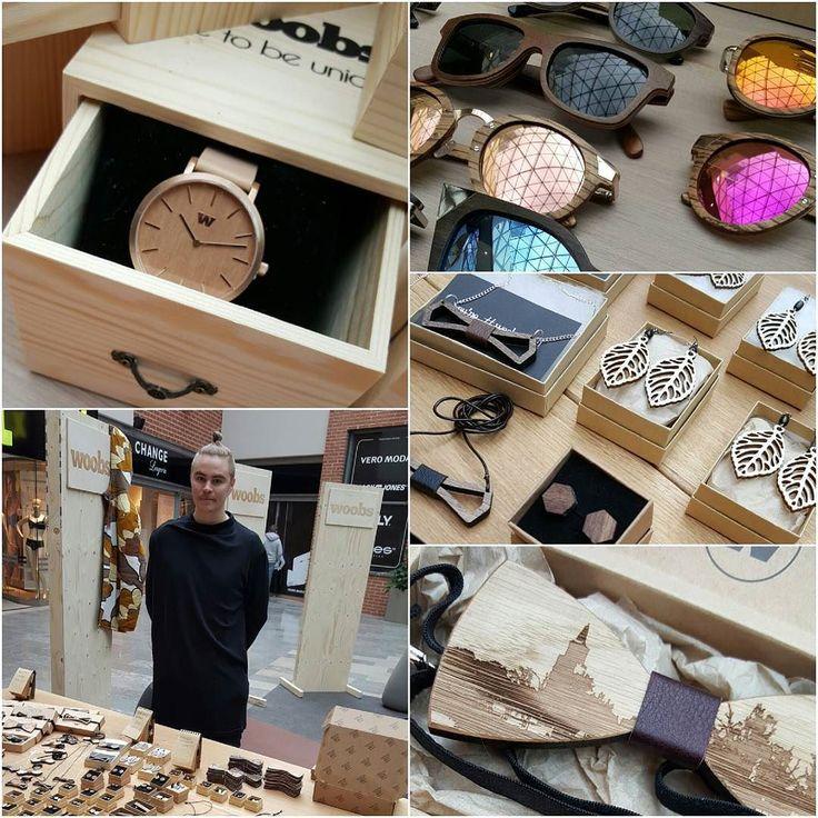 Love at the first sight @woobsfellows and @woobsdesign - design from Finland  #woobsdesing #design #finnishdesign #woodwork #fashion #muoti #asusteet #korut #suominousuun #loveatfirstsight #lifestyleblogger #nelkytplusblogit #åblogit